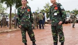 Ngày đầu tiên của 2 sĩ quan gìn giữ hòa bình VN ở Nam Sudan