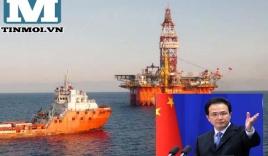 Trung Quốc: Di dời giàn khoan không do 'yếu tố bên ngoài'