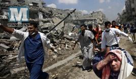 Ngày đẫm máu nhất tại Gaza, ít nhất 100 người Palestine thiệt mạng