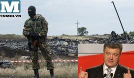 Tổng thống Ukraine: Thảm kịch MH17 giống hệt vụ khủng bố 11/9