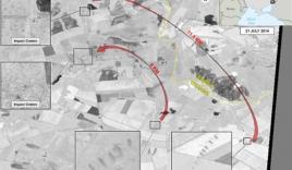 Mỹ công bố ảnh vệ tinh chứng minh Nga bắn rocket sang Ukraine