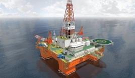 Trung Quốc sẽ đưa giàn khoan Hải Dương 982 ra Biển Đông vào năm 2016