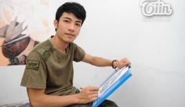 Chàng trai 21 tuổi, dạy vẽ, kiếm 65 triệu đồng/tháng