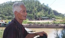 Vũng hút xác người trên sông Lam