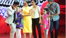 Bước nhảy hoàn vũ nhí tập 2 vòng đối đầu: Ốc Thanh Vân bị Đoan Trang cướp thí sinh