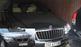 Trùm xã hội đen đất Kinh Bắc đi siêu xe triệu đô, đeo biển giả?
