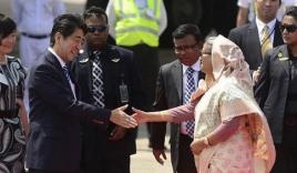 'Tích cực' kiềm chế Trung Quốc, Thủ tướng Nhật công du Nam Á