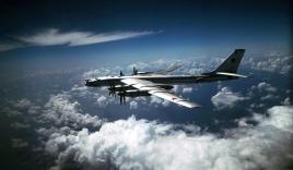 Căng thẳng Nga-Mỹ: Tu-95 diễn tập đe dọa hạt nhân Mỹ