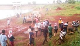Gia Lai: Trượt chân rơi xuống đập nước, 2 nữ sinh tử vong