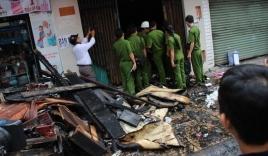 Danh tính 7 người chết cháy tại tiệm cắt tóc giữa Sài Gòn