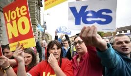 """Hôm nay, Scotland bỏ phiếu cho """"cuộc hôn nhân"""" kéo dài 307 năm với Vương quốc Anh"""