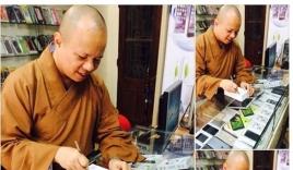Vụ 'sư thầy đập hộp iPhone 6': Giáo hội Phật giáo VN Hải Dương họp xử lý