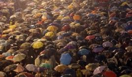 Biểu tình Hong Kong lại nóng lên trong ngày quốc khánh Trung Quốc