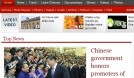 Báo Trung Quốc rộn ràng đưa tin kỷ niệm Quốc khánh