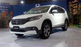 Honda Civic và CRV bị Honda Việt Nam triệu hồi hàng loạt