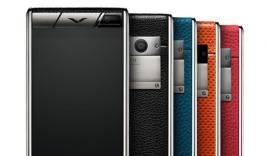 Vertu ra mắt smartphone Android Aster siêu sang