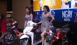 Bộ 3 Honda Vision, Blade và MSX 125 bất ngờ được giới thiệu