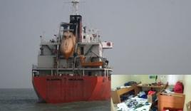 Vụ Tàu Sunrise 689: Hiện trường dấu vết của cướp biển