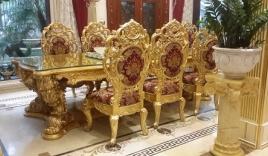 Nhà dát vàng trăm tỉ của nam nữ đại gia Việt