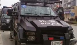 Trung Quốc: Phải tung xe bọc thép dẹp biểu tình Quý Châu