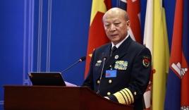 Tư lệnh hải quân Trung Quốc tới thị sát trái phép tại Trường Sa