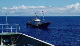 Nhật Bản rượt đuối, bắt thuyền trưởng tàu cá Trung Quốc