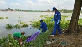 Phát hiện thi thể bé gái 3 tuổi trôi sông Sài Gòn