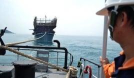 Hai tàu vận tải đâm nhau trên biển Nha Trang, 8 thuyền viên mất tích