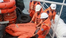 Hai tàu va chạm, 8 thuyền viên mất tích: Tìm được nhiều vật dụng trôi nổi