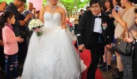 Đám cưới cổ tích của chàng trai từng bị dính liền với anh ruột