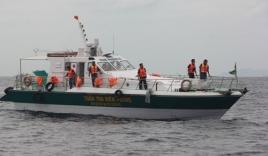 Phó Thủ tướng yêu cầu khẩn trương tìm kiếm 8 thuyền viên mất tích
