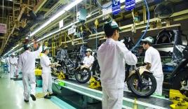 Quá trình sản xuất xe Honda Airblade