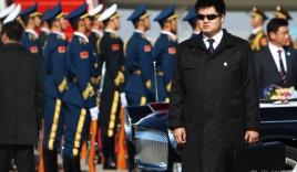 Cận cảnh những cận vệ áo đen 'mặt lạnh' tại Hội nghị APEC 2014