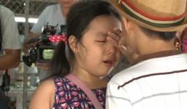 Con gái Thúy Hạnh khóc như mưa khi bị nghi oan