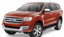 Ford Everest 2015 chính thức lộ diện