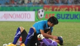 Đội tuyển Việt Nam trả giá đắt cho chiến thắng trước Lào