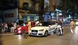 'Đại gia' lái xe Audi đâm 'Bắc Đại Bàng' là công nhân?