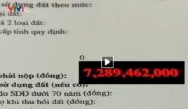 7,2 tỷ đồng cho một... cuốn sổ đỏ