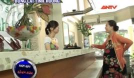 Video ANTV: Phút giây cảnh giác - Bà bầu mua vé máy bay (Phần 1)