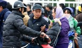 Phe vé lộng hành trước trận Việt Nam - Malaysia