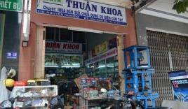 Phát hiện cơ sở kinh doanh hàng nhập lậu quy mô lớn từ Trung Quốc
