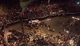 Trung Quốc: 35 người chết vì giẫm đạp trong đêm giao thừa