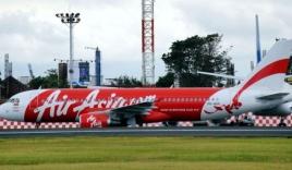 Tìm thấy hai vật thể lớn nghi của máy bay AirAsia