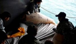 Phát hiện bè cứu sinh đã thổi phồng nghi của máy bay QZ8501