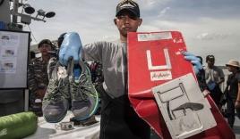 Những di vật của nạn nhân QZ8501 vớt được từ nơi máy bay rơi
