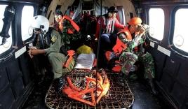 Indonesia xác nhận tìm thấy đuôi máy bay, 40 thi thể được trục vớt