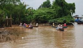 Tìm thấy thi thể người đàn ông tự tử trên cầu Mỹ Thuận