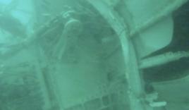 Công bố video đuôi máy bay QZ8501 dưới đáy biển
