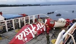 Máy bay QZ8501 đã nổ tung trước khi lao xuống biển?