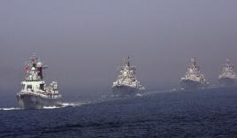 Trung Quốc đưa quân tập trận sát Triều Tiên